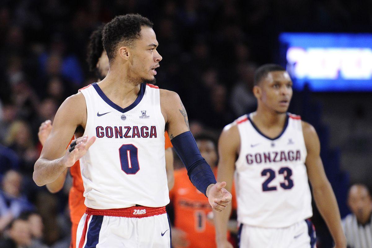 Gonzaga vs. San Francisco: Open gamethread
