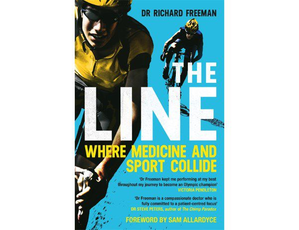 The Line – Where Medicine and Sport Collide, by Richard Freeman, with a foreword by Sam Allardyce, is published by Wildfire