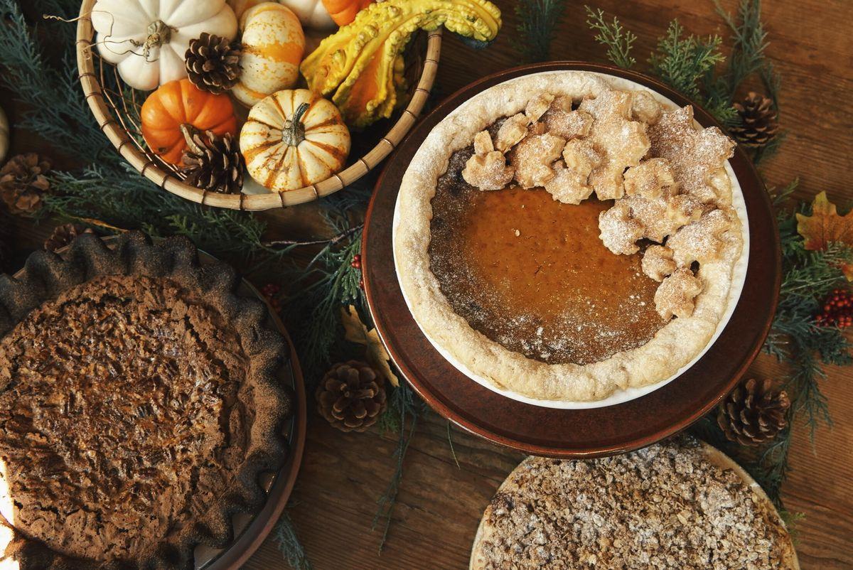 Pies from Manana