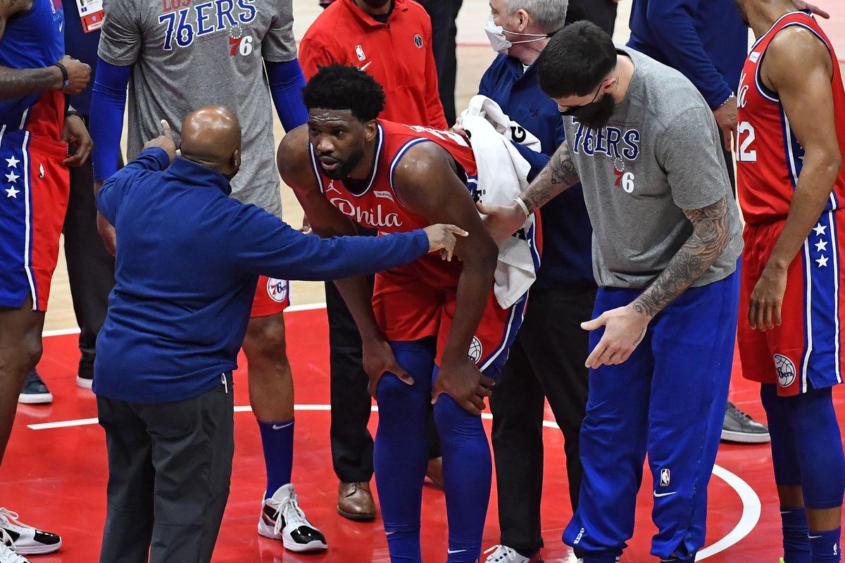 NBA: Philadelphia 76ers at Washington Wizards