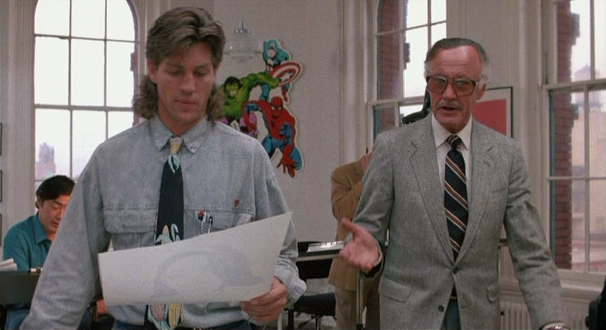 Stan Lee in The Ambulance (1990)