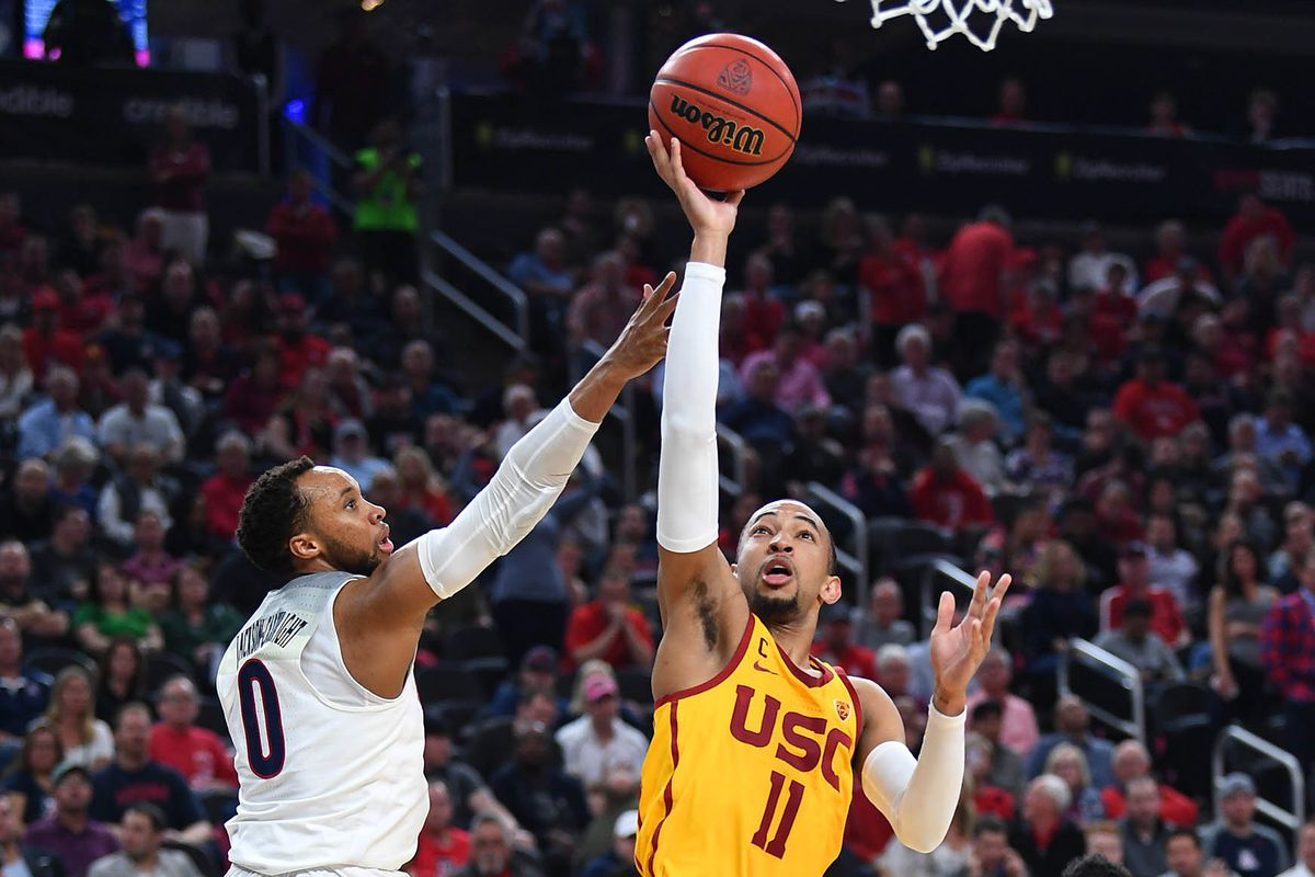 NCAA Basketball: Pac-12 Conference Tournament-Arizona vs Southern California