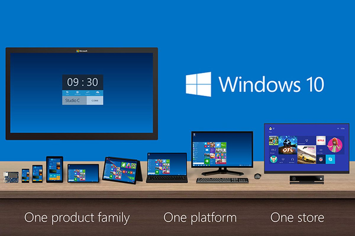 Microsoft Teases Windows 10 Phone And Xbox Interfaces The
