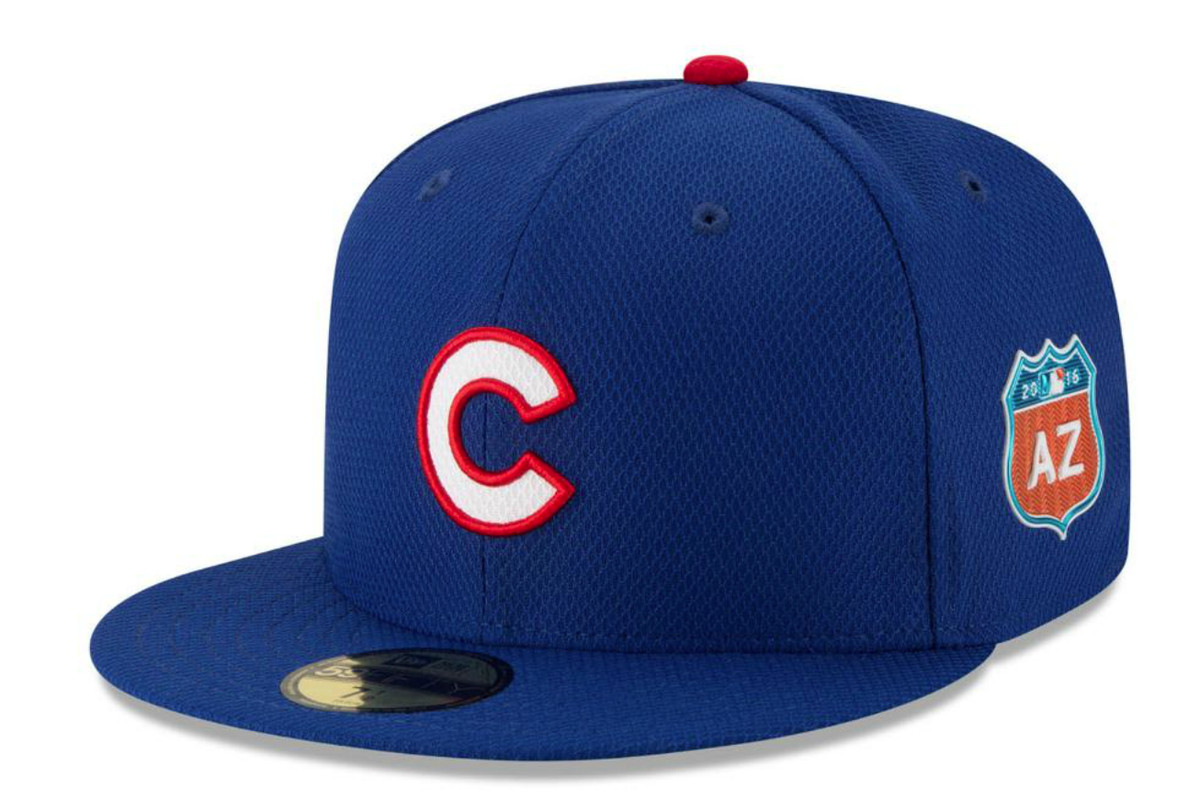 d82e977e Cubs, MLB Reveal New Spring Training Jerseys, Caps - Bleed Cubbie Blue