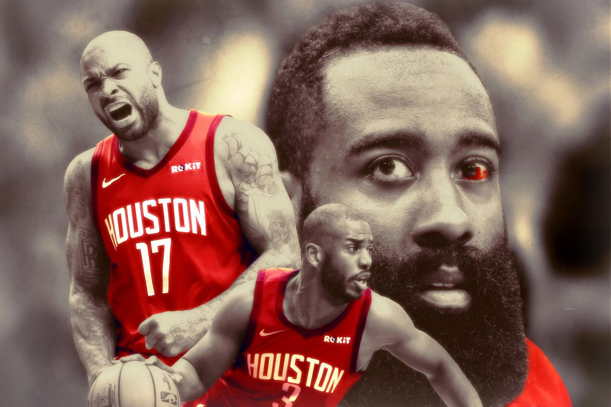 cae74b3f4ec How the Rockets Got Their Groove Back - The Ringer