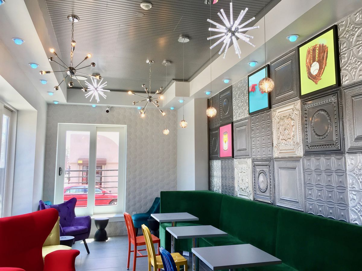 Batter Amp Crumbs A Colorful New Vegan Cafe Opens In South