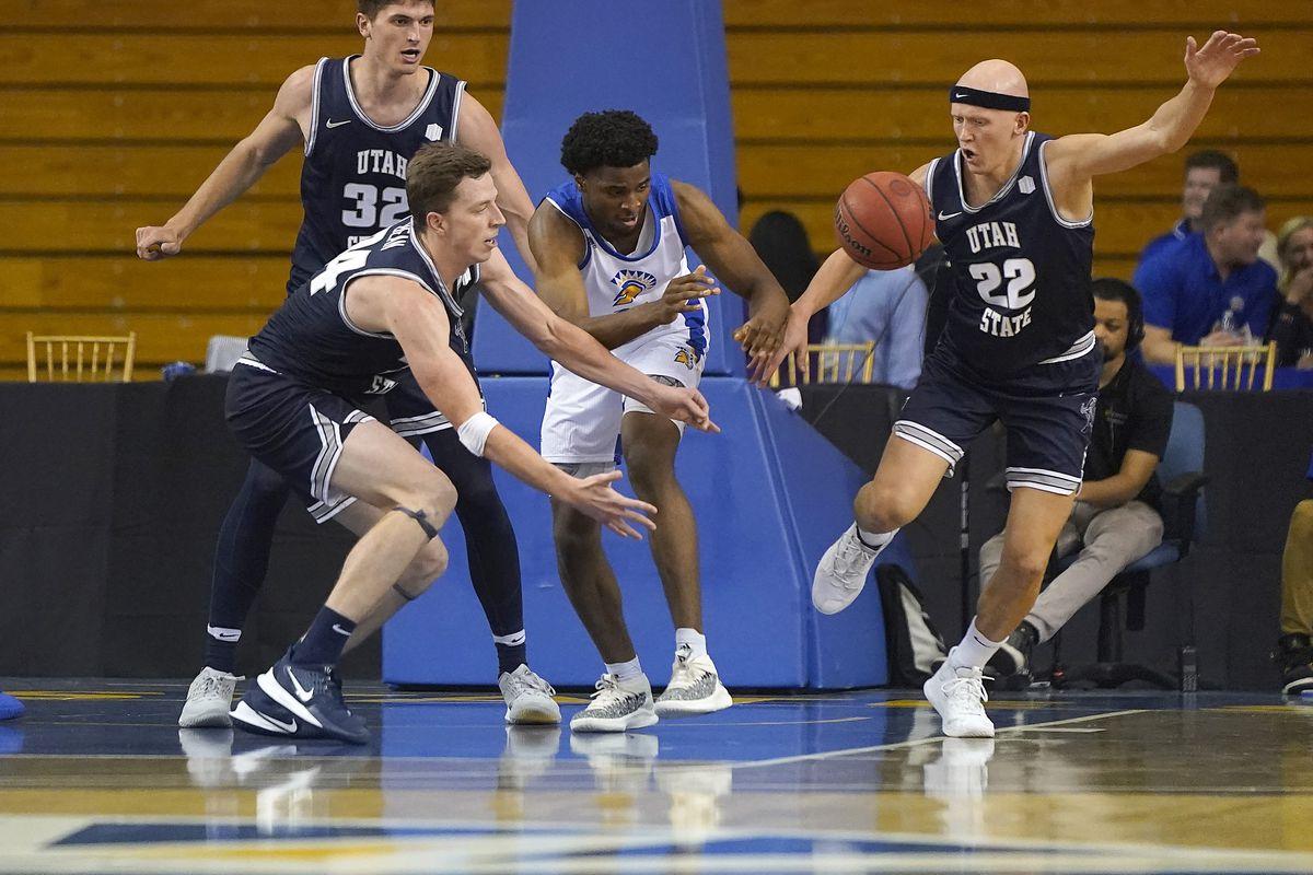 Utah State basketball: Aggies top San Jose State in conference opener