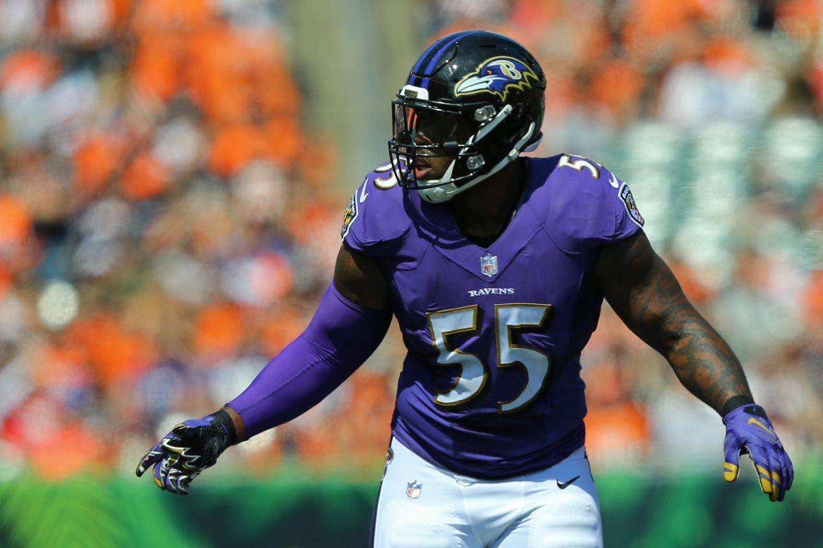 "Doug Marrone ""I m waiting for Terrell Suggs to retire"" Big Cat"