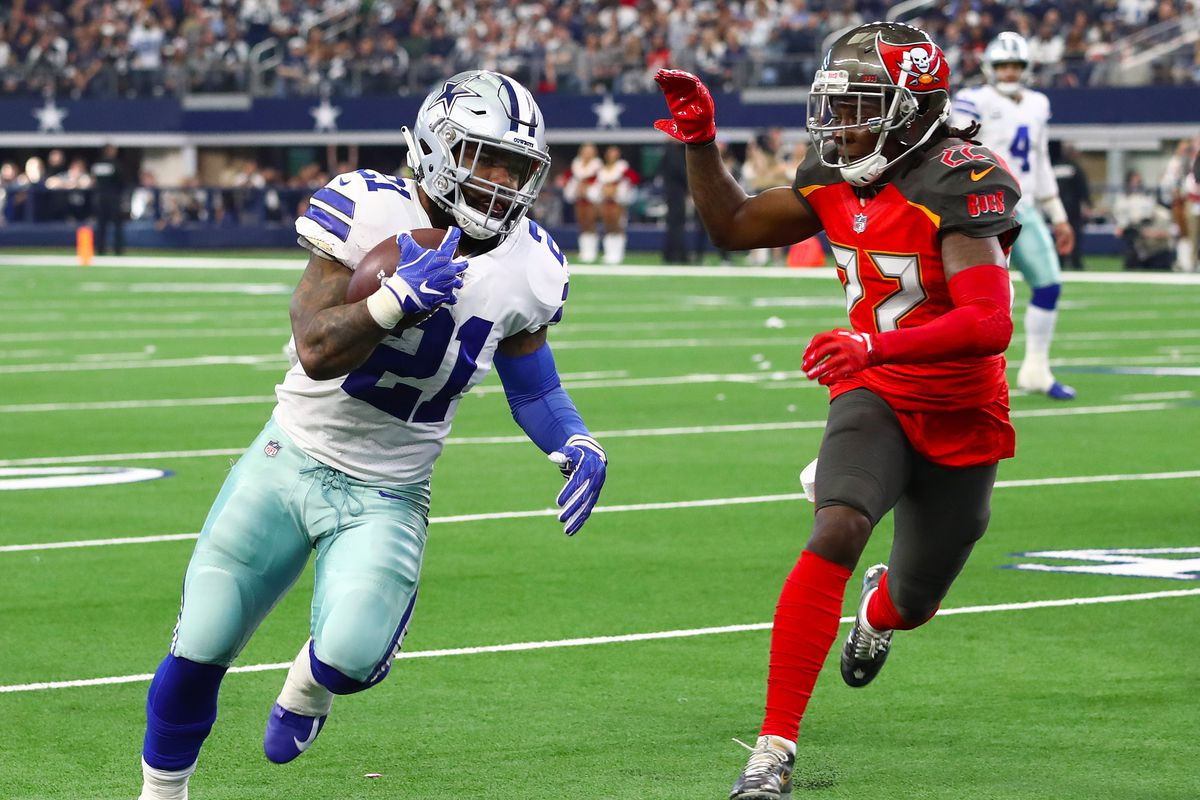 Cowboys News  Ezekiel Elliott says taking a week off is not an option f0e65979a
