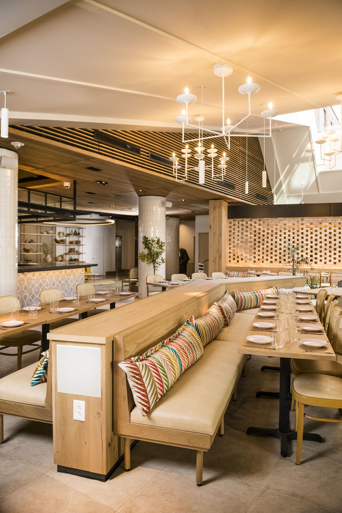 The Suraya Team Opens Mexican Restaurant Condesa In