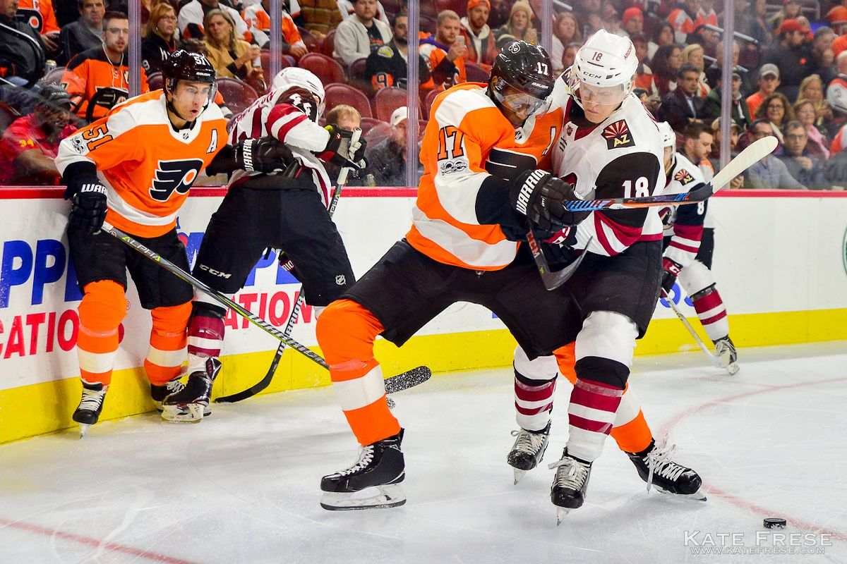Flyers Vs. Coyotes Preview, Lineups, Start Time, TV