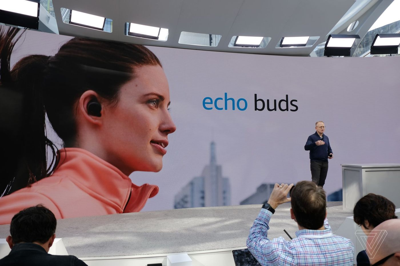 Amazon announces Echo Buds headphones with Alexa and Bose noise reduction for $129