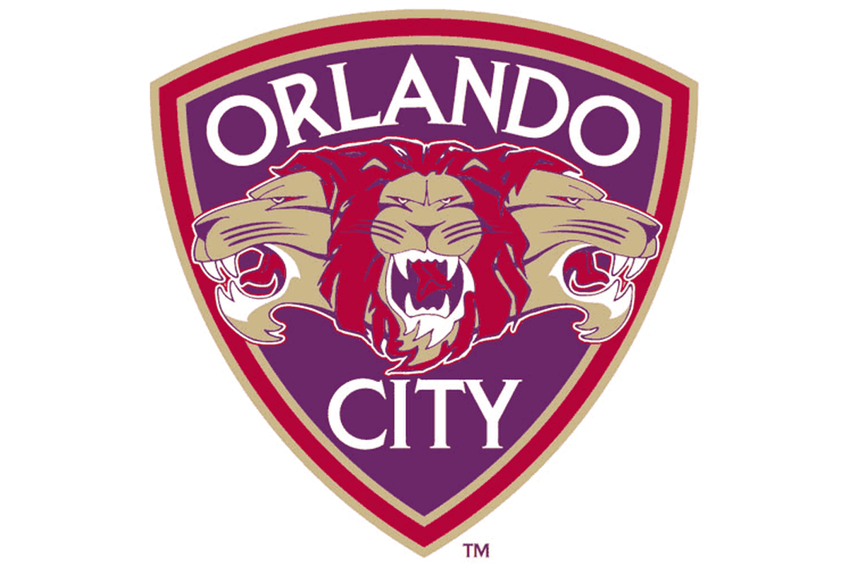 Orlando City original USL Pro logo
