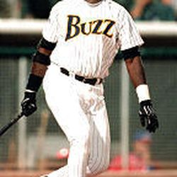 Ortiz spent parts of three seasons playing for the Salt Lake Buzz before hitting the big time.