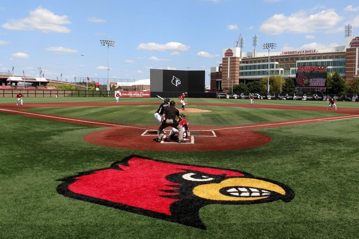Louisville Baseball Earns No 1 Seed For Acc Tournament Card Chronicle