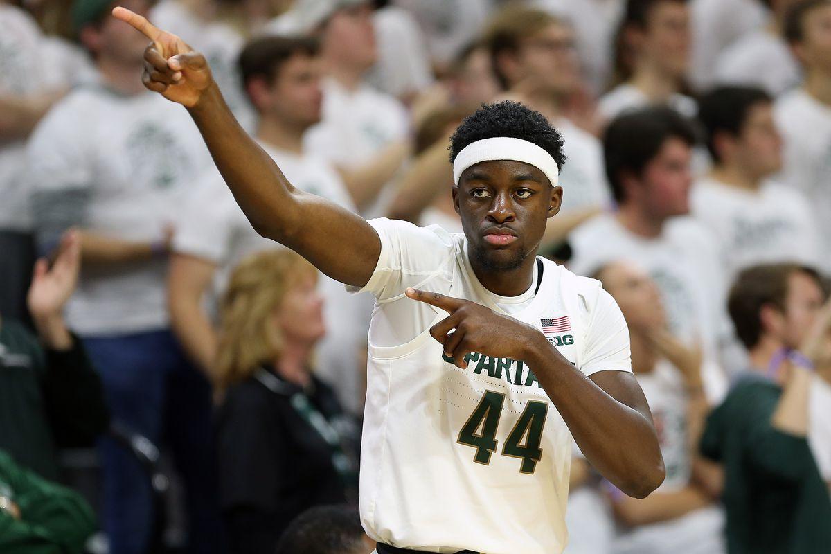 NCAA Basketball: Binghamton at Michigan State