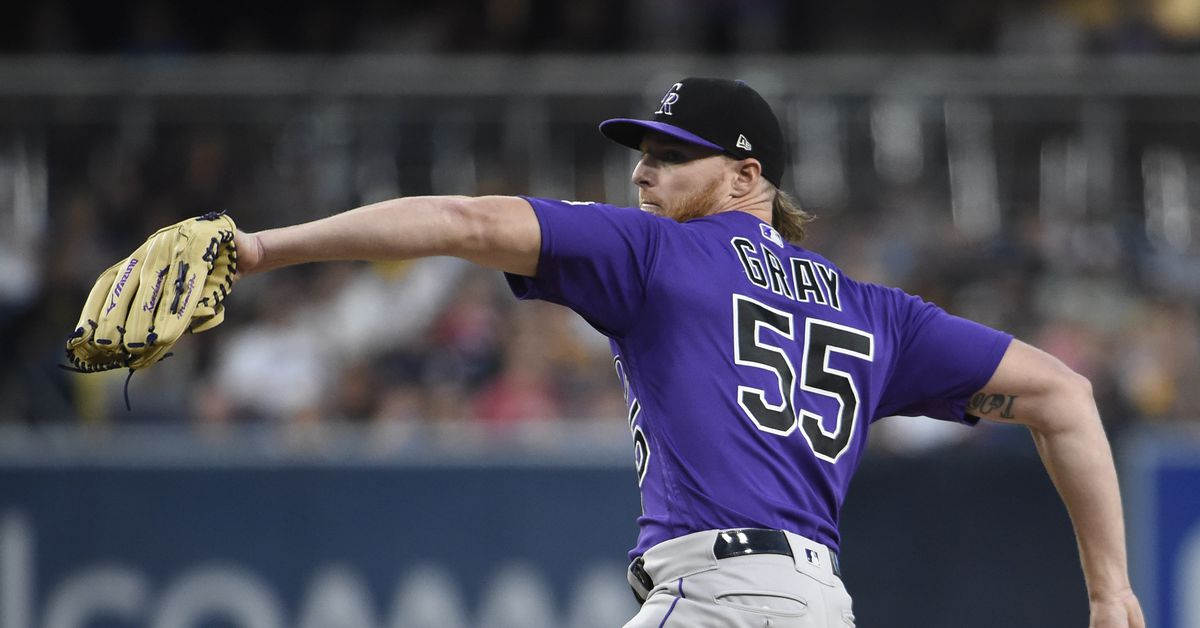 Colorado Rockies Simulation vs . Los Angeles Dodgers : Jon Gray vs . Alex Wood