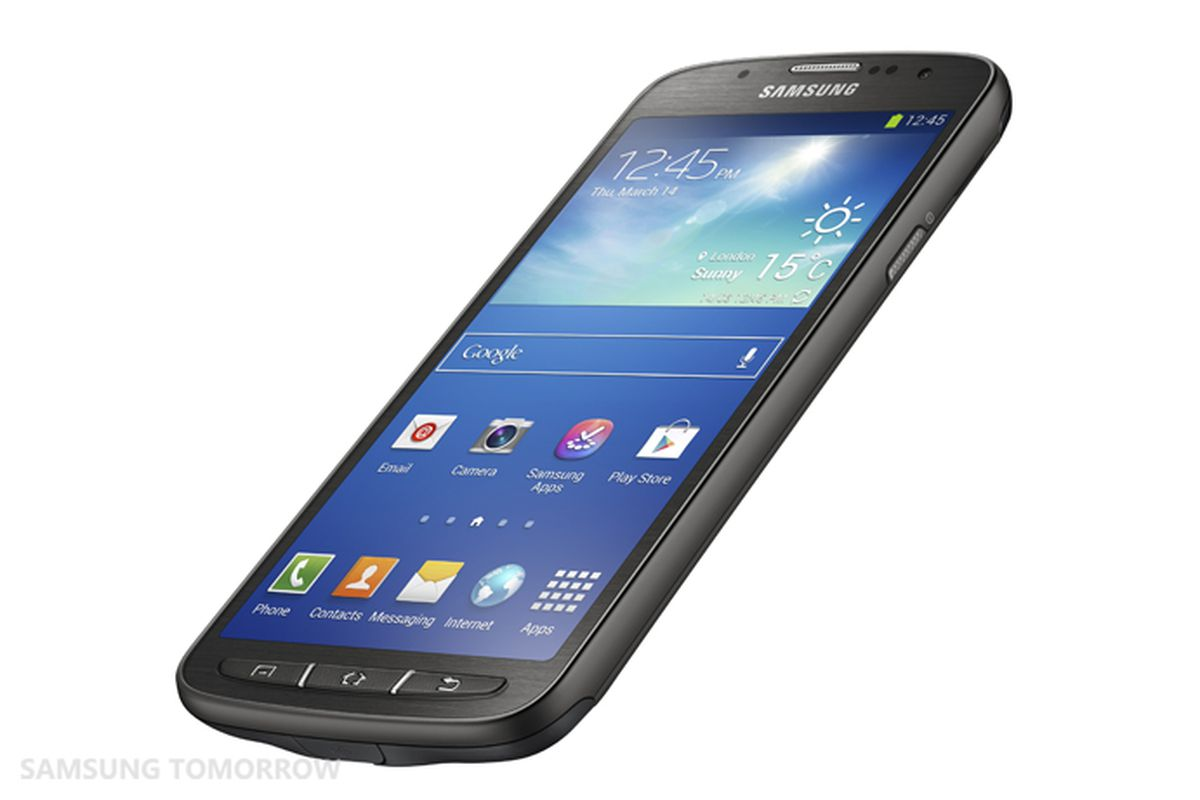 Galaxy S4 Active Official