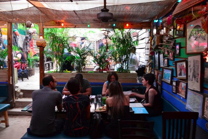 17 Top Tropical Nyc Restaurants And Bars Eater Ny