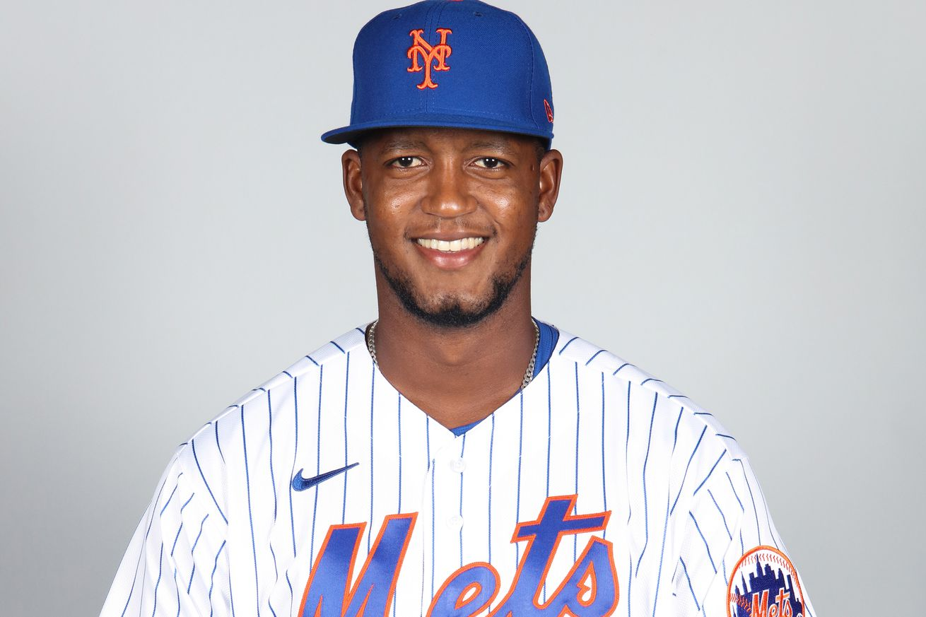 2021 New York Mets Photo Day