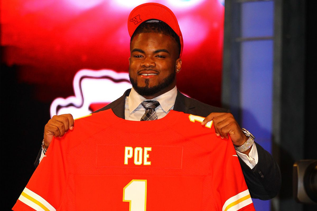 Remember when a healthy segment of Texans fans lusted after Dontari Poe?