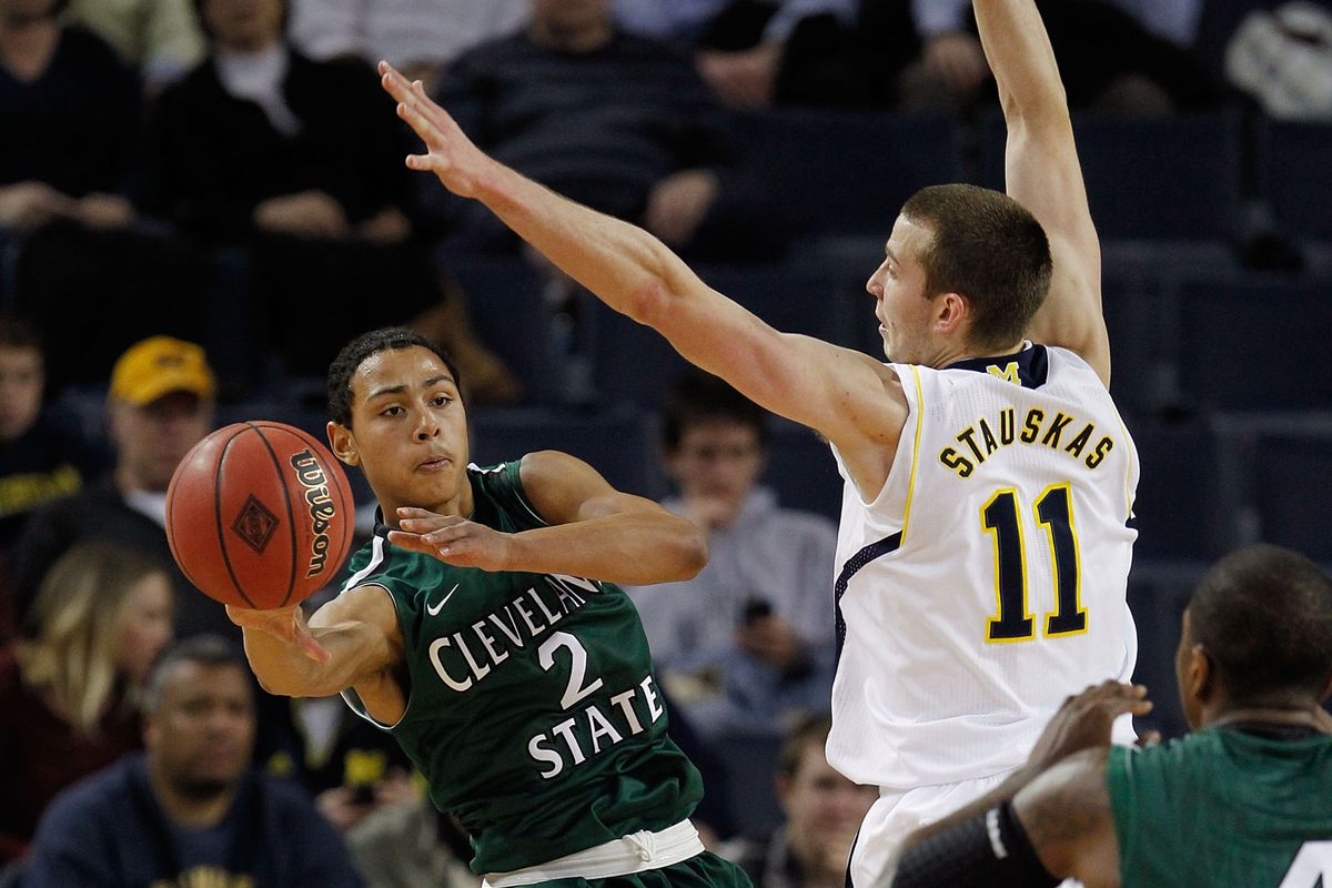 Report: Bryn Forbes Could Transfer from Cleveland State to