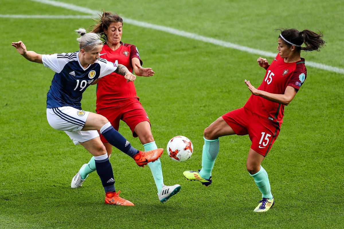Scotland v Portugal - UEFA Women's Euro 2017: Group D