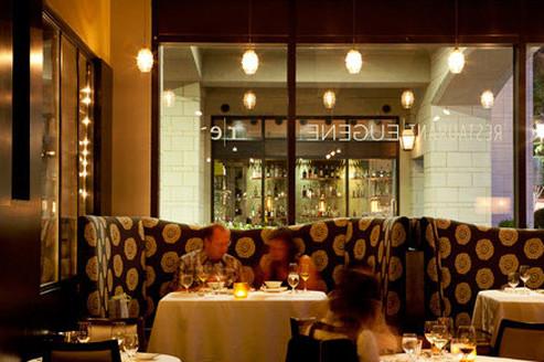 Restaurant Eugene 2277 Peachtree Rd Atlanta Ga 30309 Linton Hopkins S Fine Dining