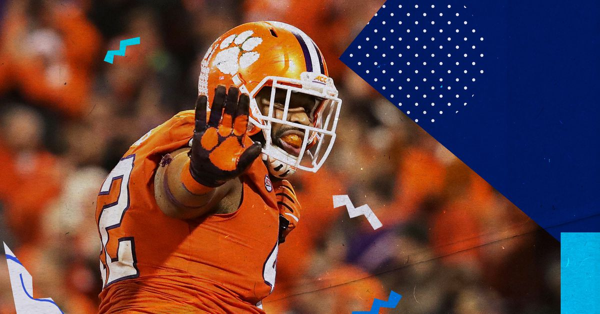 Retired defensive end Stephen White breaks down the Clemson pass rusher, a solid player who gives elite effort.
