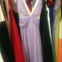 Badgley Mischka gown, $173 (was $795)
