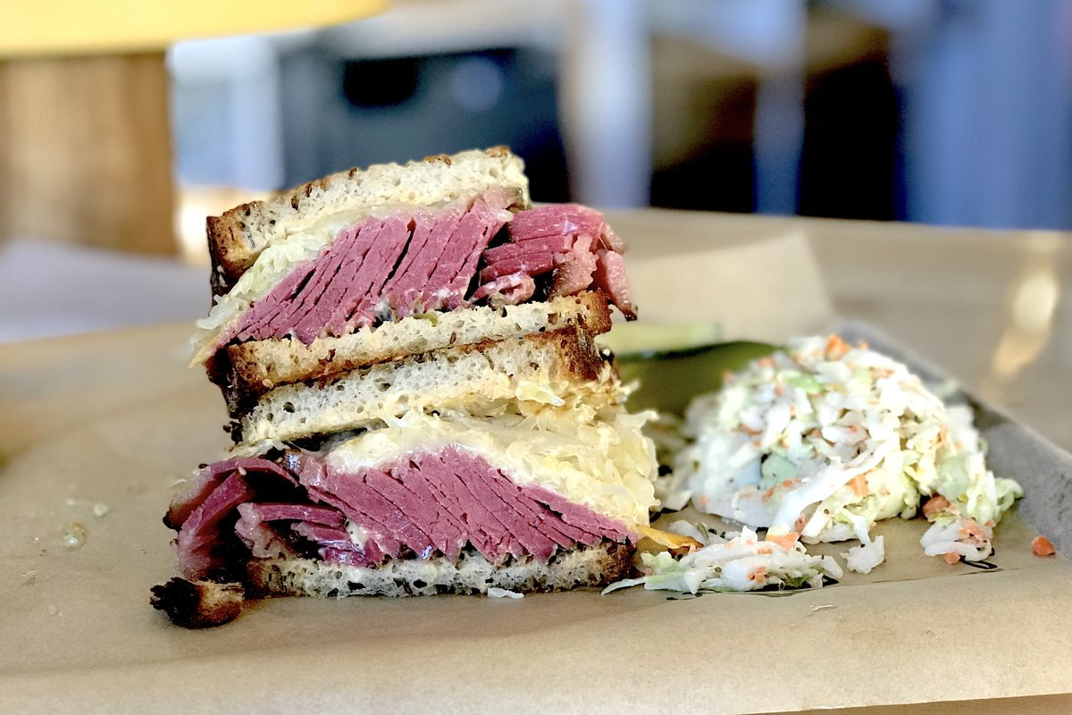 Wexler's Deli takes on Palm Springs with a hip new desert location