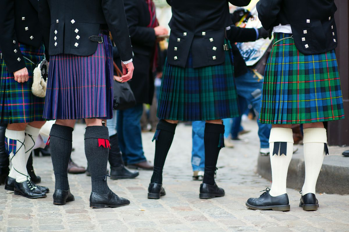 Should you wear underwear with a kilt? 9 questions about
