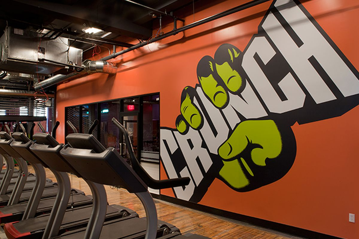 """The Crunch Gym in Chelsea; Image via <a href=""""http://www.manhattandigest.com/2013/04/02/crunch-fitness-in-chelsea-why-its-the-best/"""">Manhattan Digest</a>"""