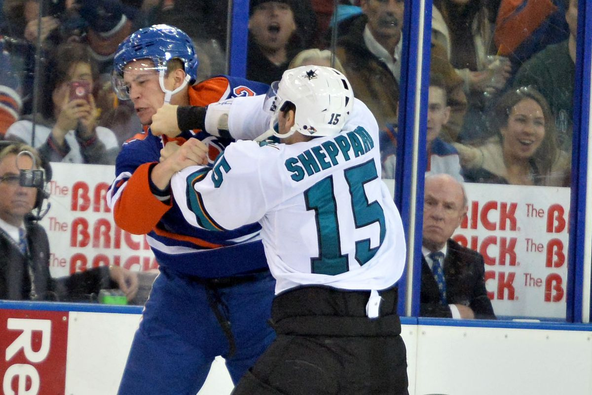 If Shep did this more and scored less, he probably would have an NHL job. I just bummed myself out.
