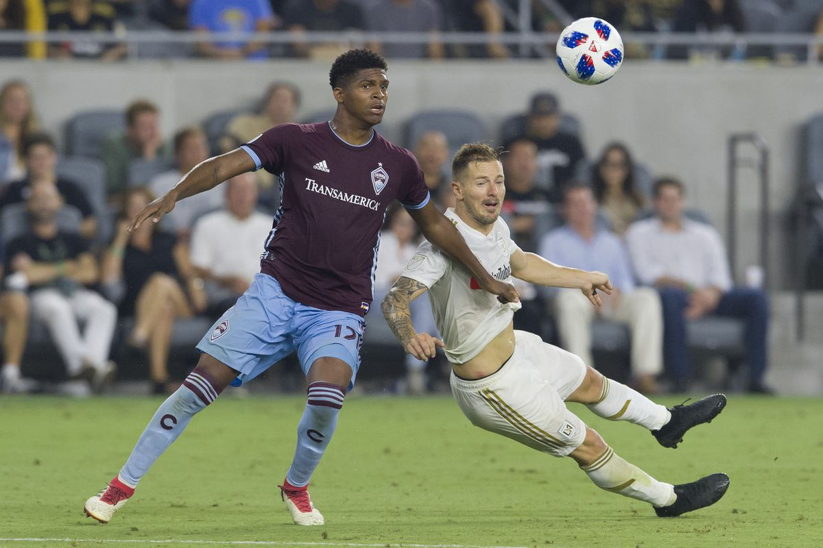 MLS: Colorado Rapids at Los Angeles FC
