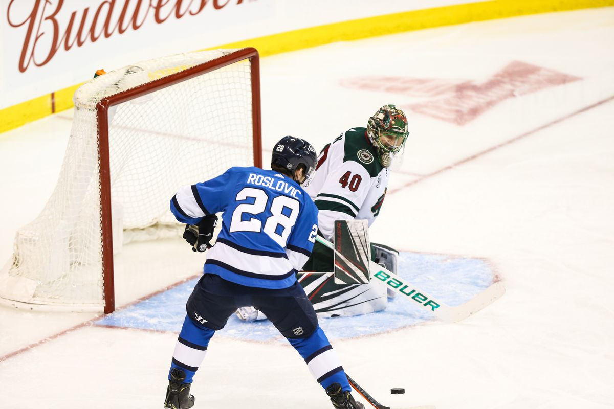 Gdt Winnipeg Jets Vs Minnesota Wild Arctic Ice Hockey