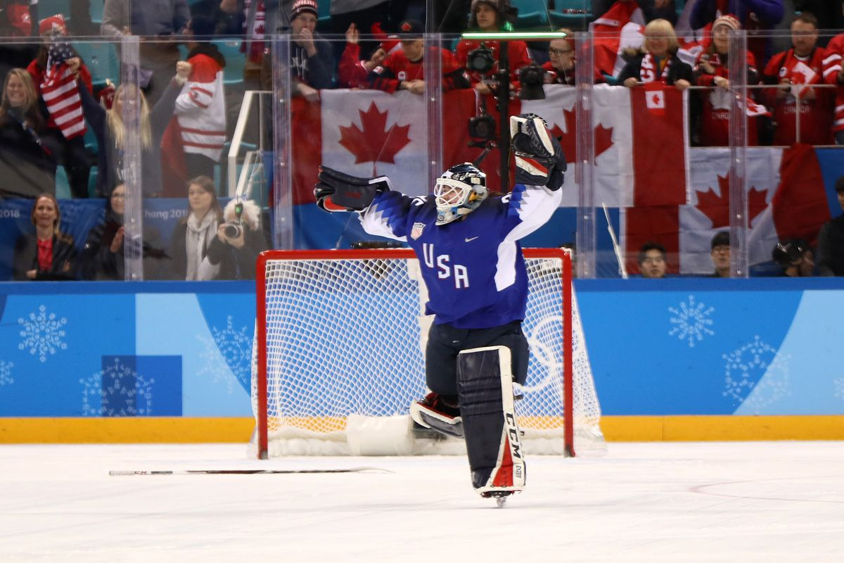 olympic hockey 2018: schedule, scores, and results for the women's