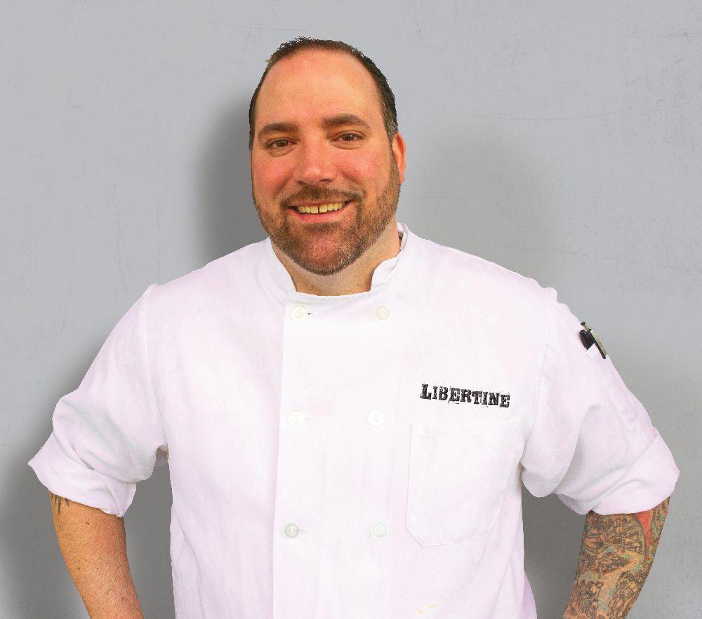 Chef Hesse. Photo courtesy Libertine