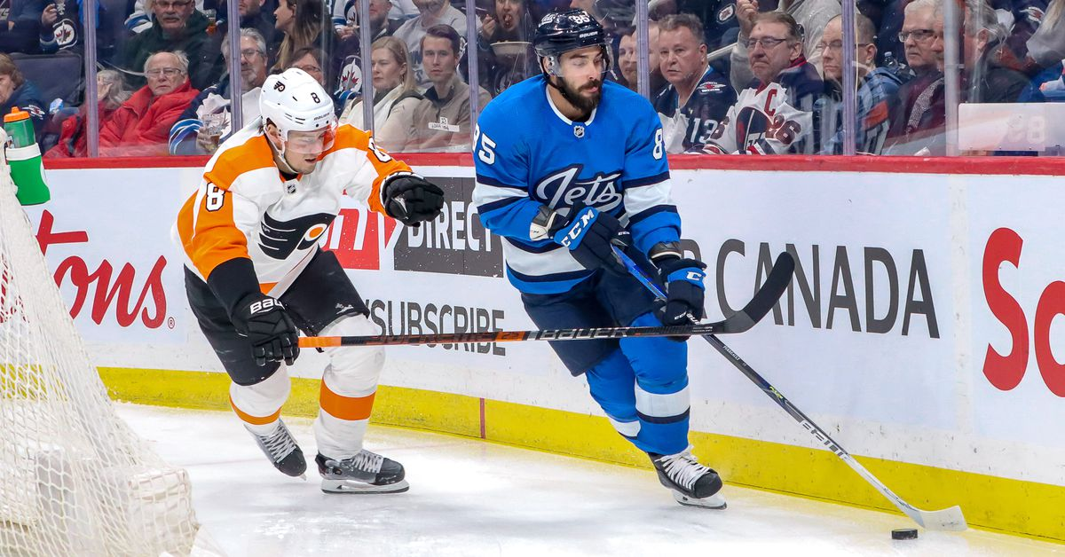 Preview: Flyers look for third in a row vs. Jets