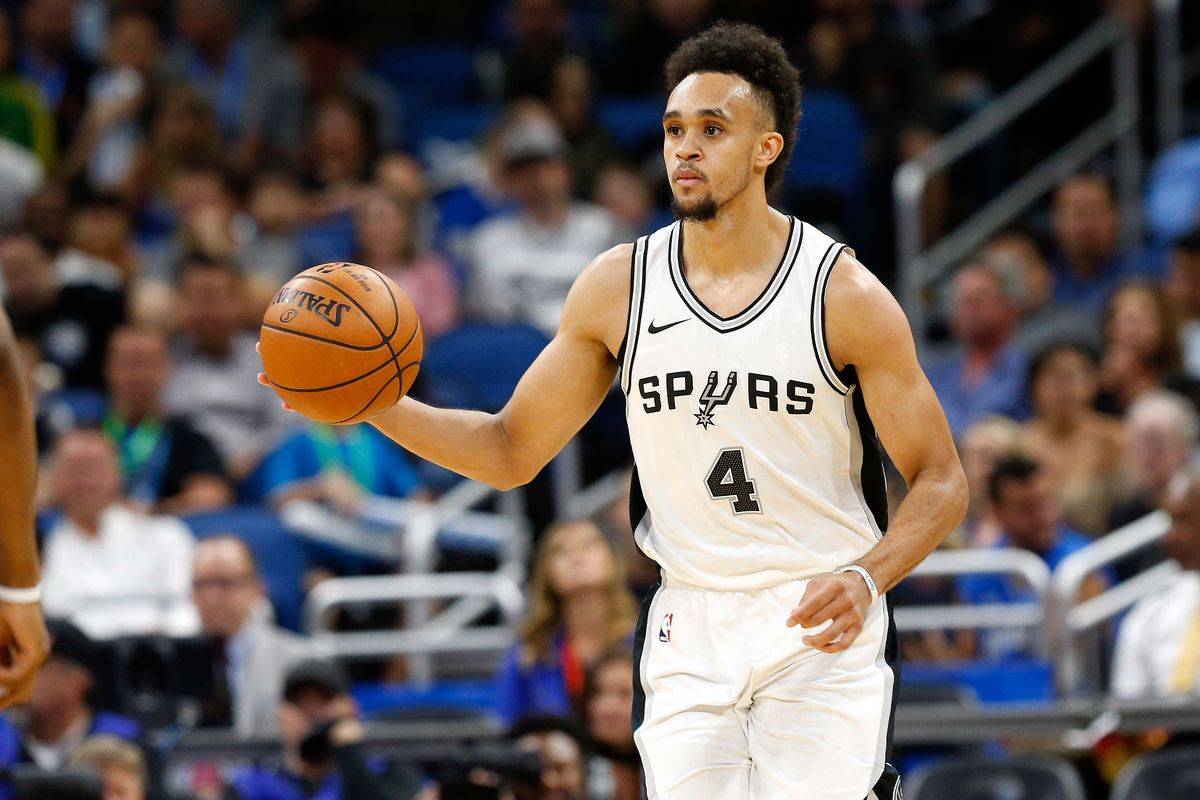 Image result for derrick white usa today