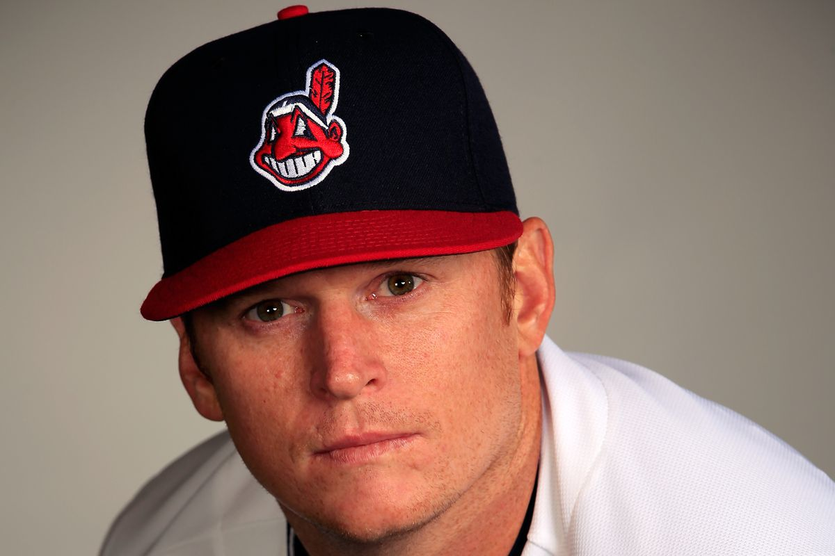 Gavin Floyd, who has just been called up to Cleveland, having spent the last couple of weeks rehabbing in the minors with the AZL Indians and Akron RubberDucks.