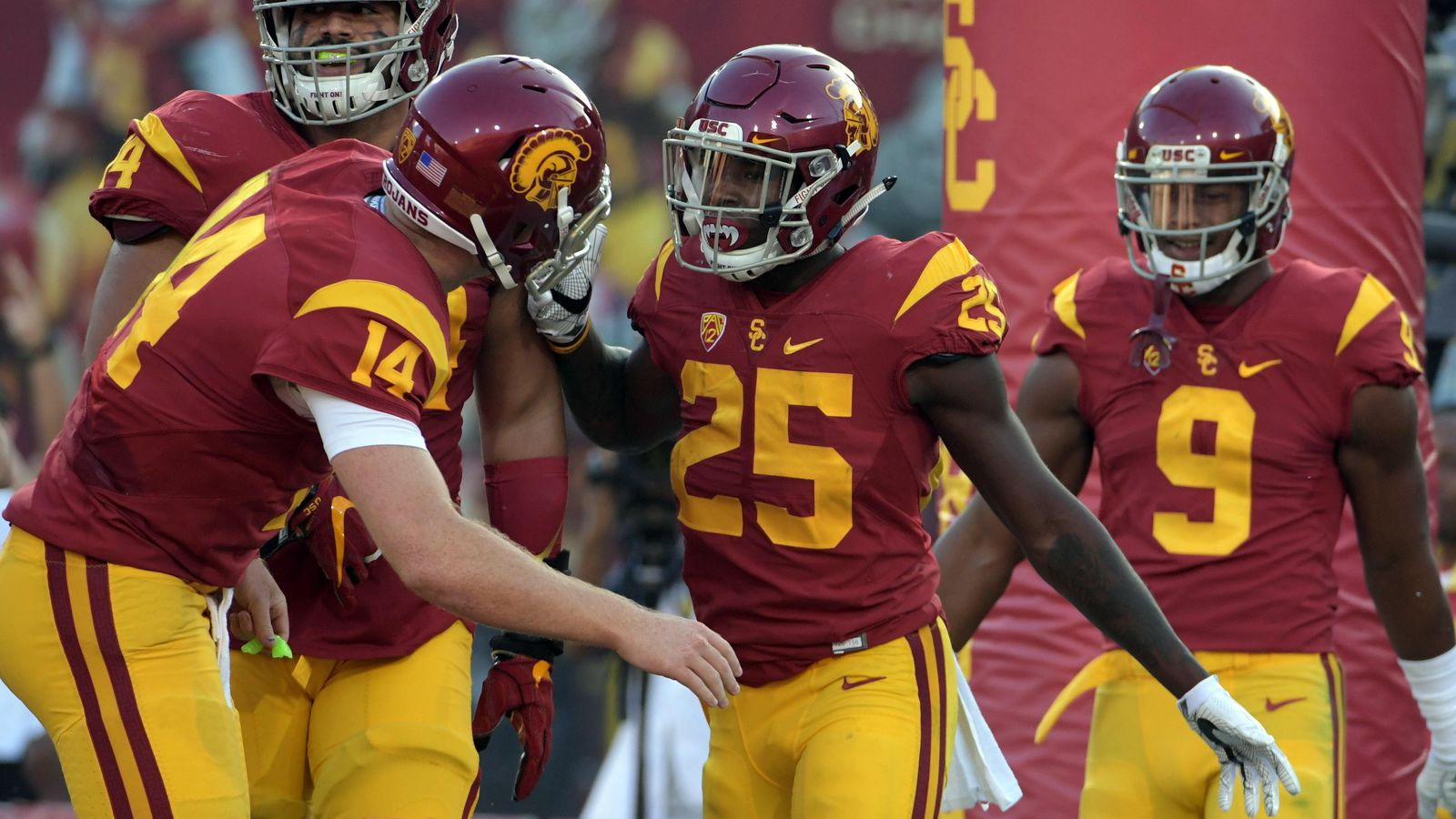 It appears Clay Heltons overhauled coaching staff for next season is beginning to take shape Multiple reports Monday said USC was expected to hire