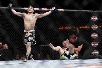 Resultados cartelera preliminar UFC on FX   UFC