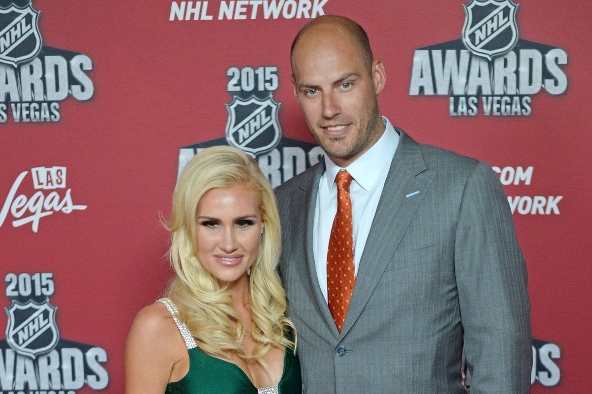 Hockey Wives Episode 4 Cara Does Not Understand Fancy Weddings And Ryan Getzlaf Hates Shirts Arctic Ice Hockey