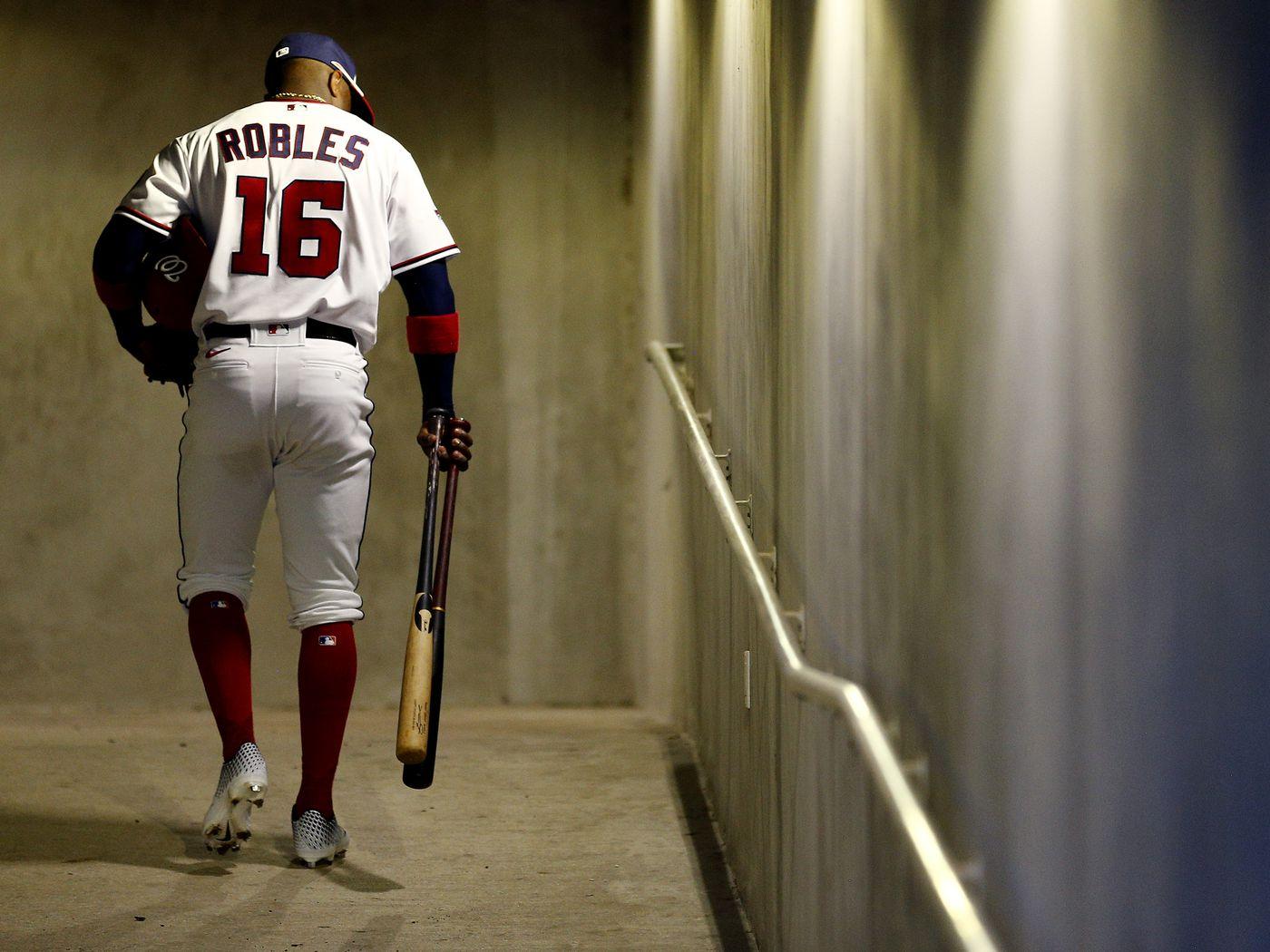 Washington Nationals News Victor Robles A Potential Breakout A 2020 Season Not So Fast More Nats Links Federal Baseball
