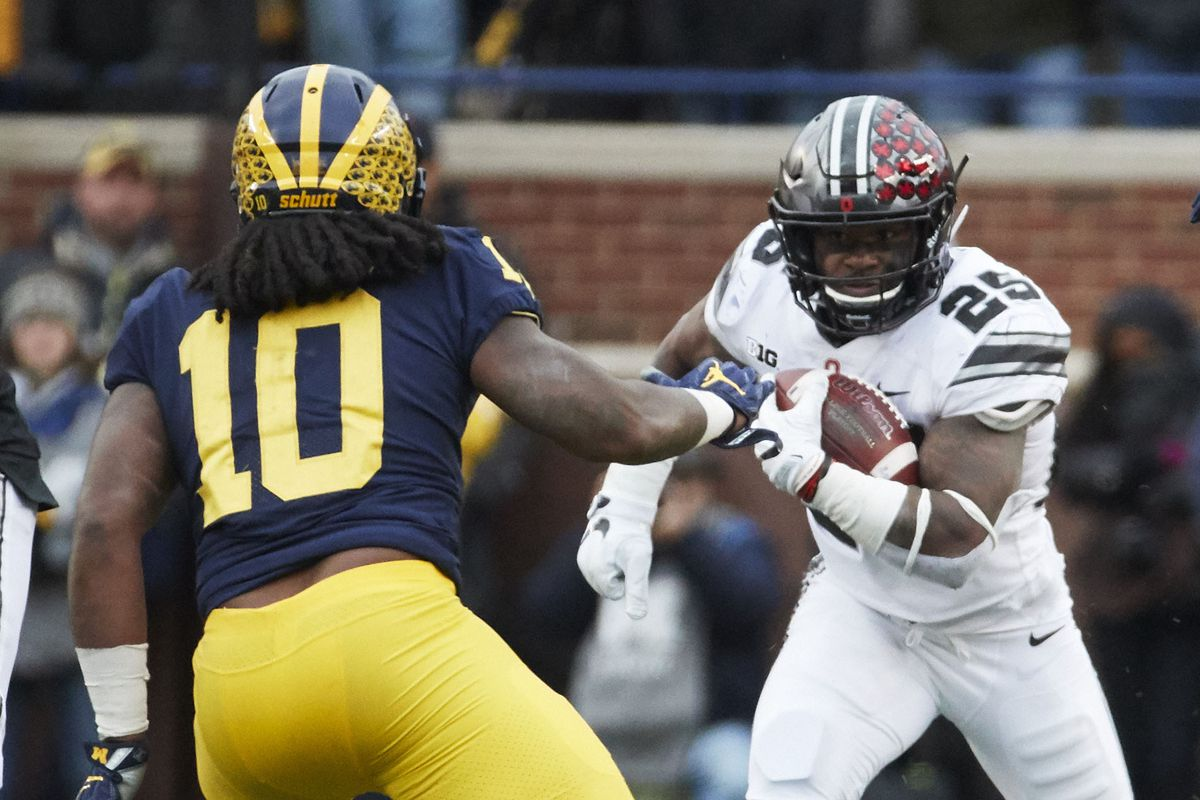 College football picks for every Rivalry Week game by a