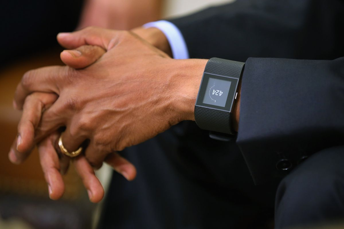 Even President Obama wears a Fitbit.