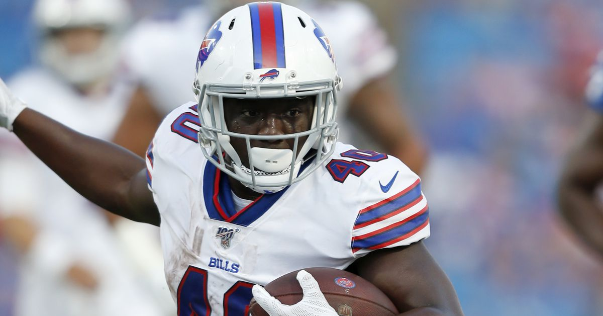 Five Bills to watch against the Panthers