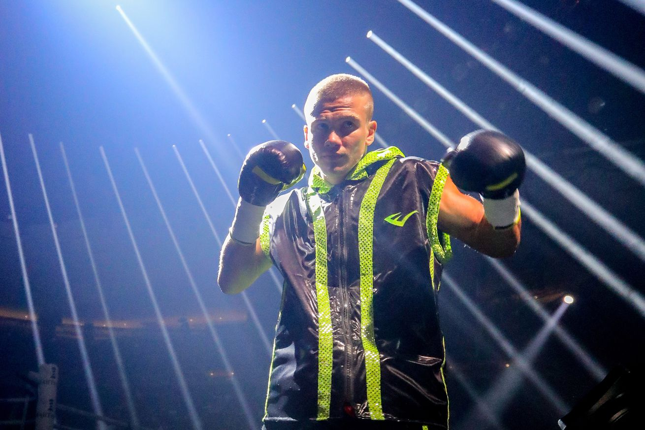 usa today 11539882.0 - Manager: Baranchyk still out of WBSS, will not fight Josh Taylor