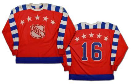 6104e0678 NHL All Star Game Jersey Retrospective - Matchsticks and Gasoline